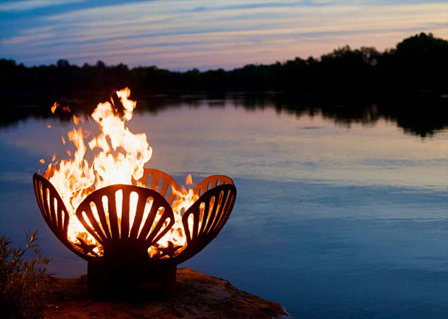 Barefoot Fire Pit