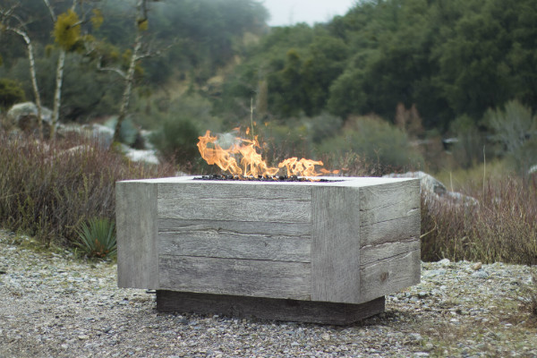 The Outdoor Plus Gas Fire Pit