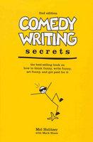 Comedy Writing Secrets book