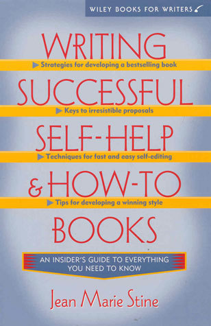 writing self help books A step-by-step guide to writing your first book because my niche is self-help, my book is going to be about marketing to the self-help niche and the psychology.