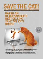 Structure your screenplay the Save the Cat! way, one of the most popular screenwriting software programs, with the method used by one of Hollywood's most successful spec screenwriters.