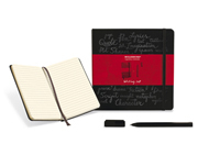 Moleskin notebook and kit - gifts for writers