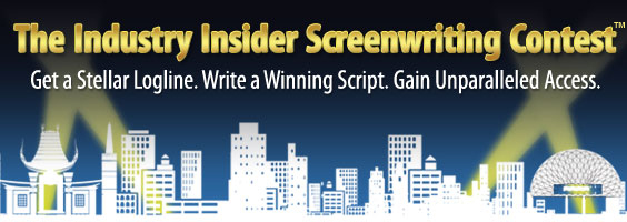 Industry Insider Screenwriting Contest First 15 Pages - Robert Mark