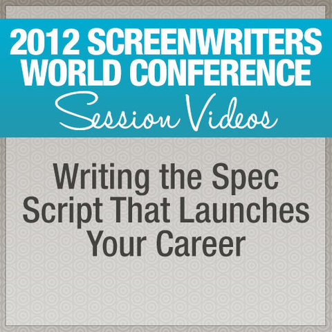 Writing the spec script that launches your career Calligraphy as a career
