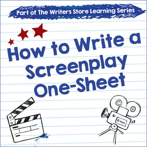 How To Write A Screenplay One Sheet