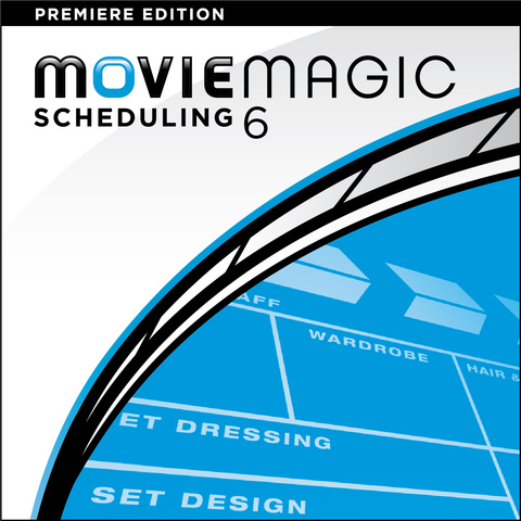 Movie Magic Scheduling Software - The Writers Store