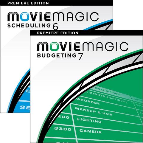 Movie Magic Budgeting 7 Scheduling 6 Bundle Writersstorecom