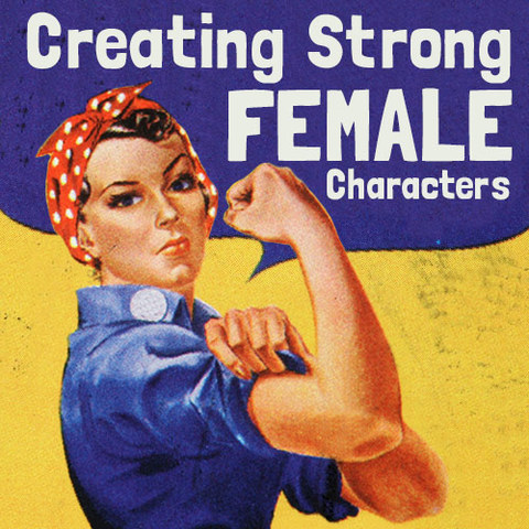 Image result for strong female characters