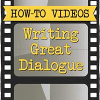 Writing great dialogue webinar