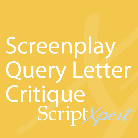 2nd draft screenplay query letter critique scriptxpert screenplay query letter critique altavistaventures Image collections