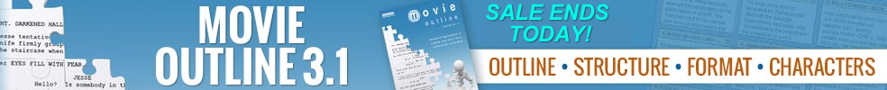 Movie Outline Sale