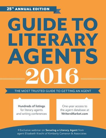 2017 guide to literary agents rh writersstore com Literary Agents Seeking New Authors Literary Agents at Work