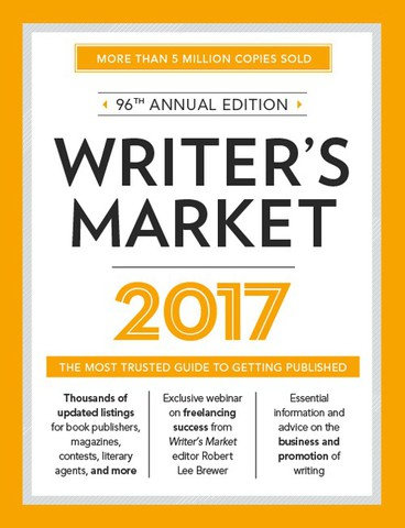 2017 writers market