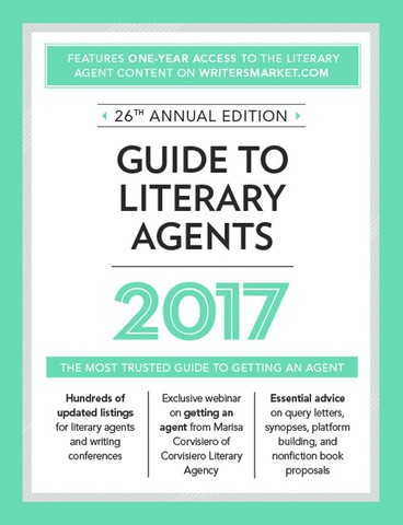 2017 Guide To Literary Agents