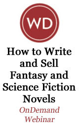 how to write science fiction pdf