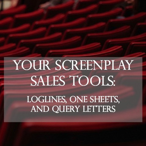 Your screenplay sales tools loglines one sheets and query letters altavistaventures Choice Image