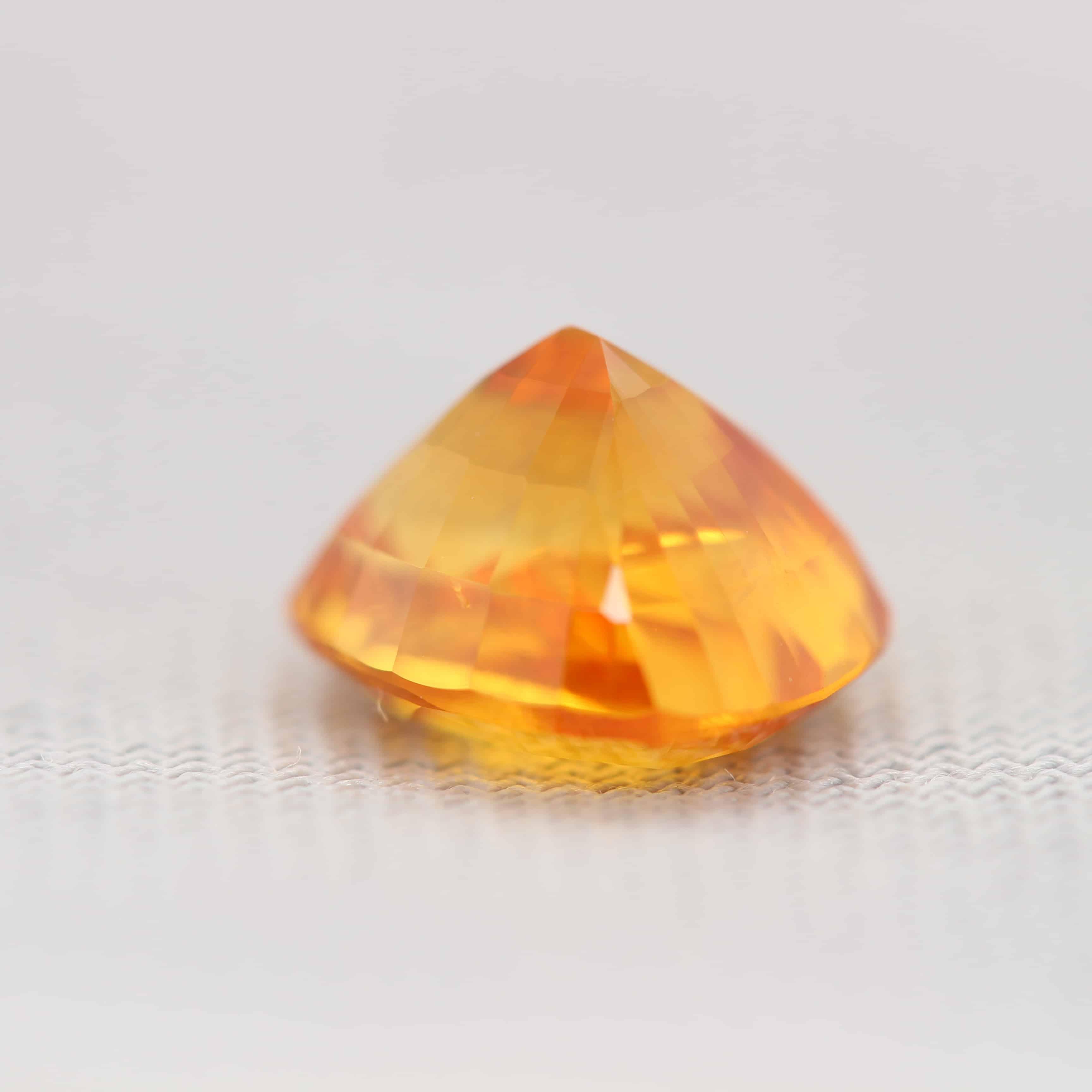 Orange Sapphire(3.300ct)_image2