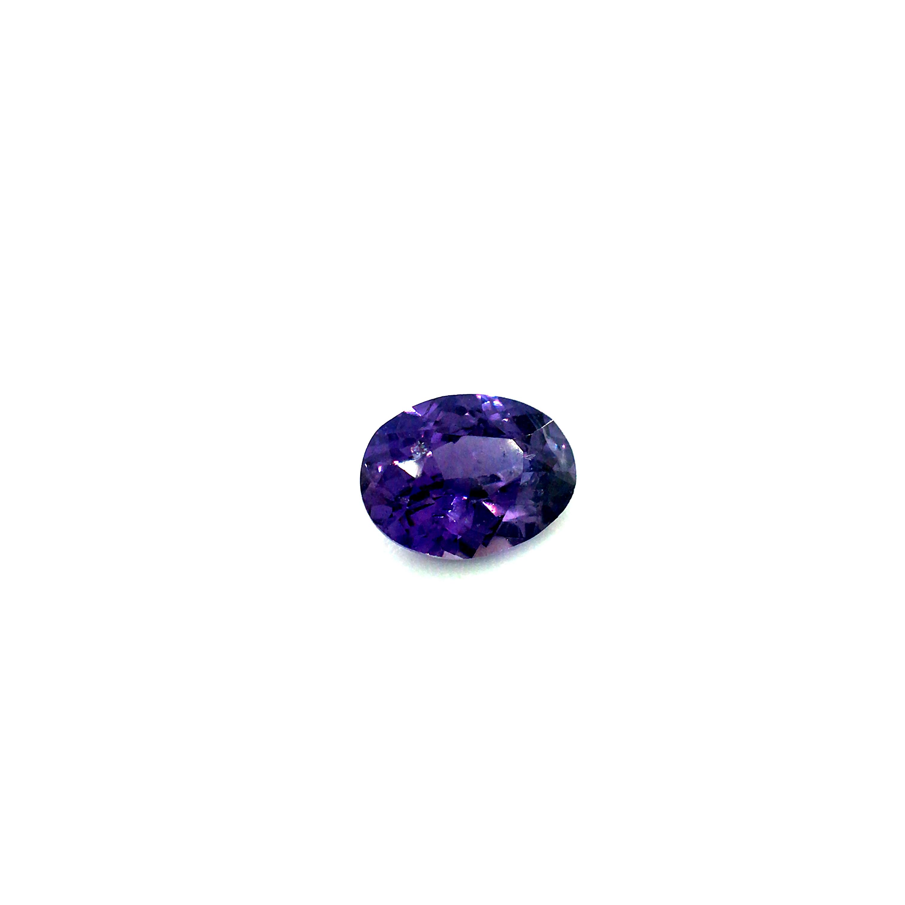 Purple Sapphire(0.540ct)_image1
