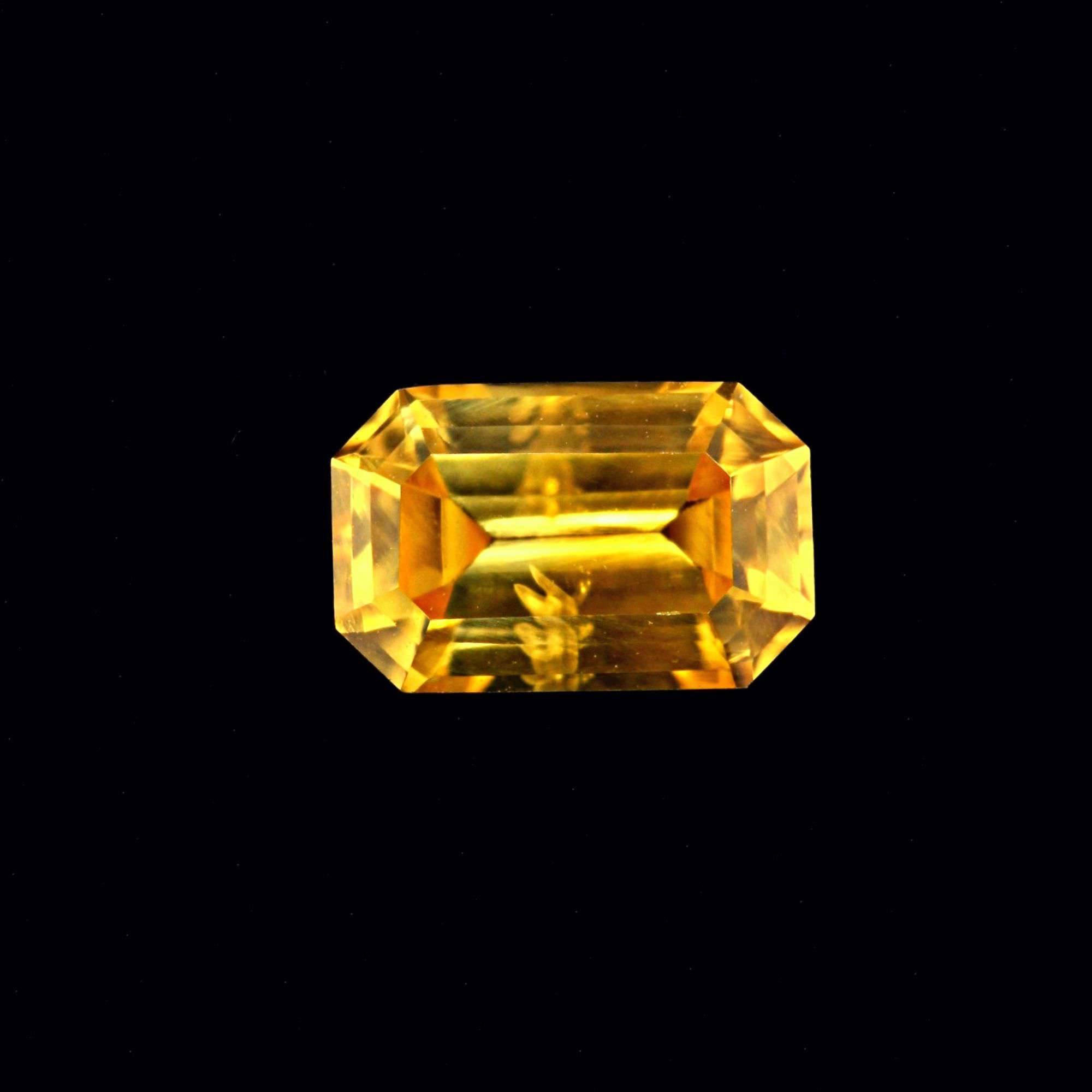 Yellow Sapphire(0.980ct)_image1