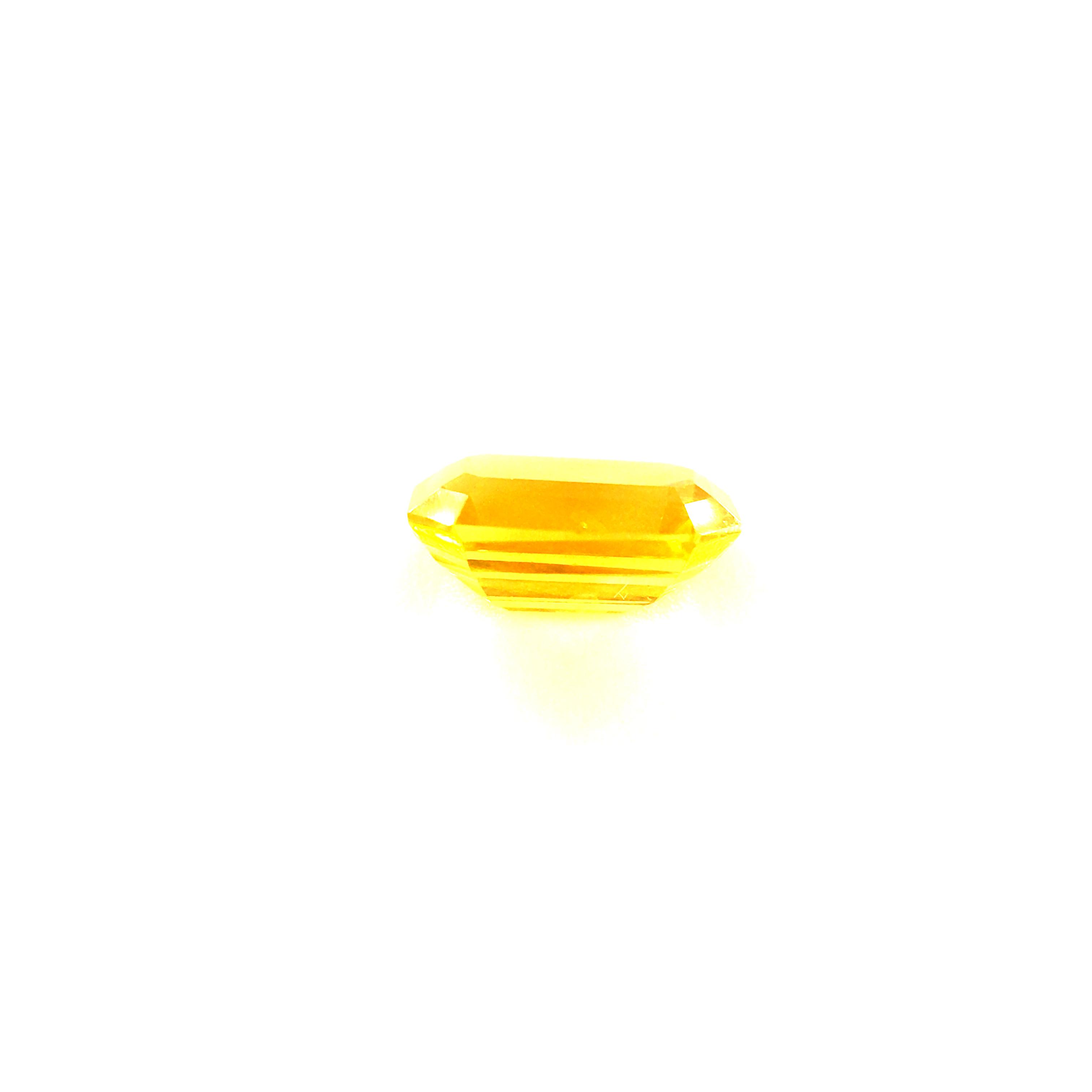 Yellow Sapphire(0.980ct)_image2