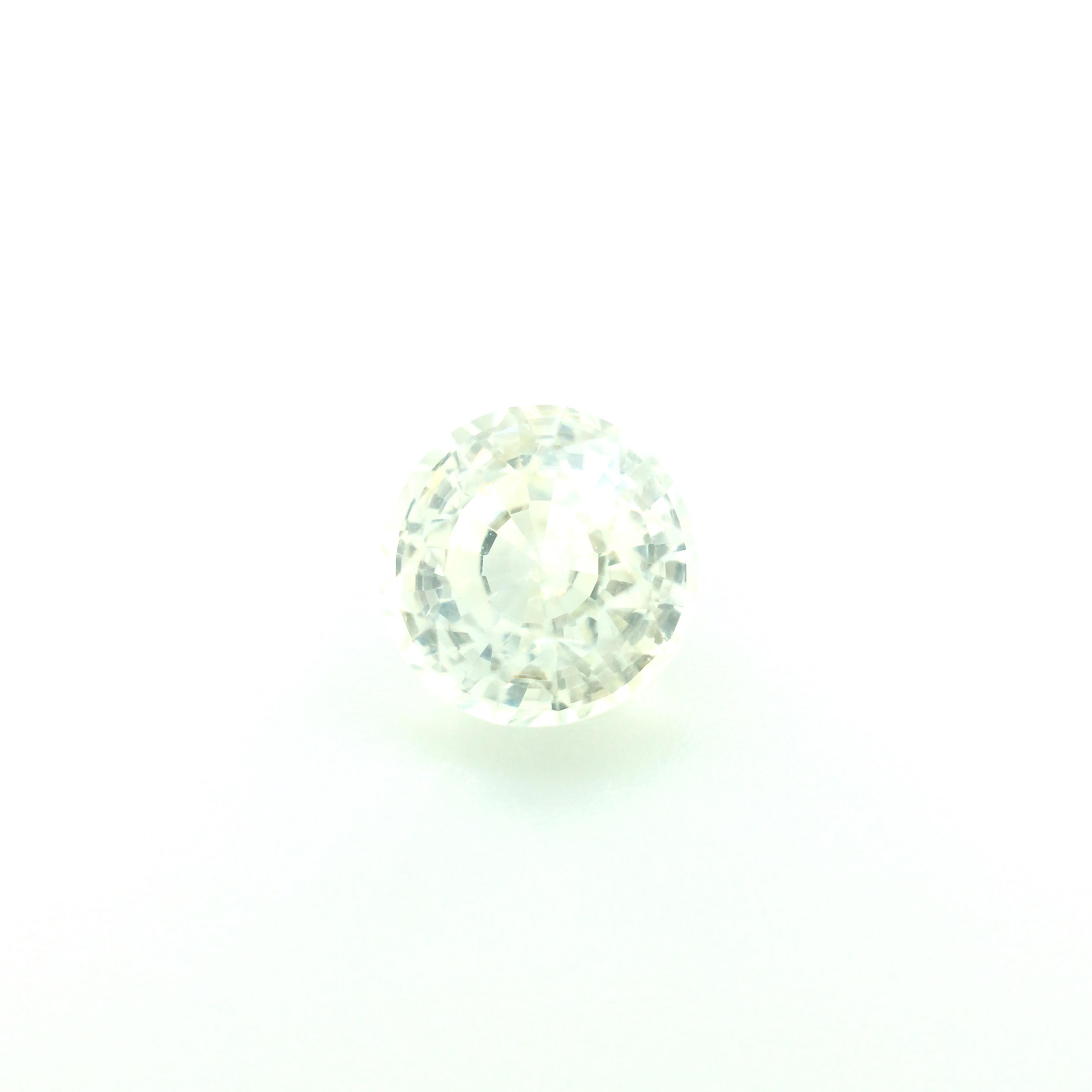 White Sapphire(1.810ct)_image1