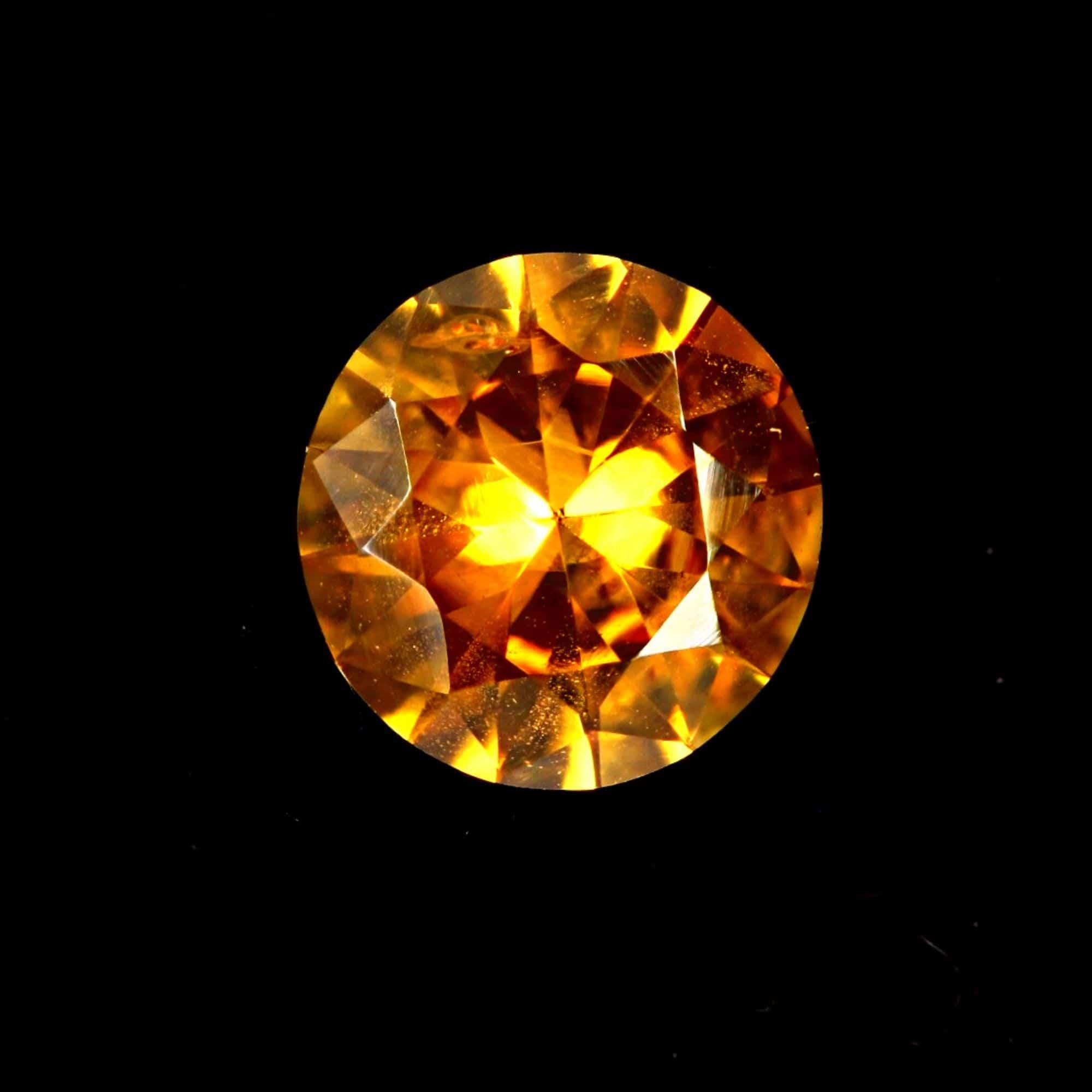 Yellow Sapphire(0.840ct)_image1