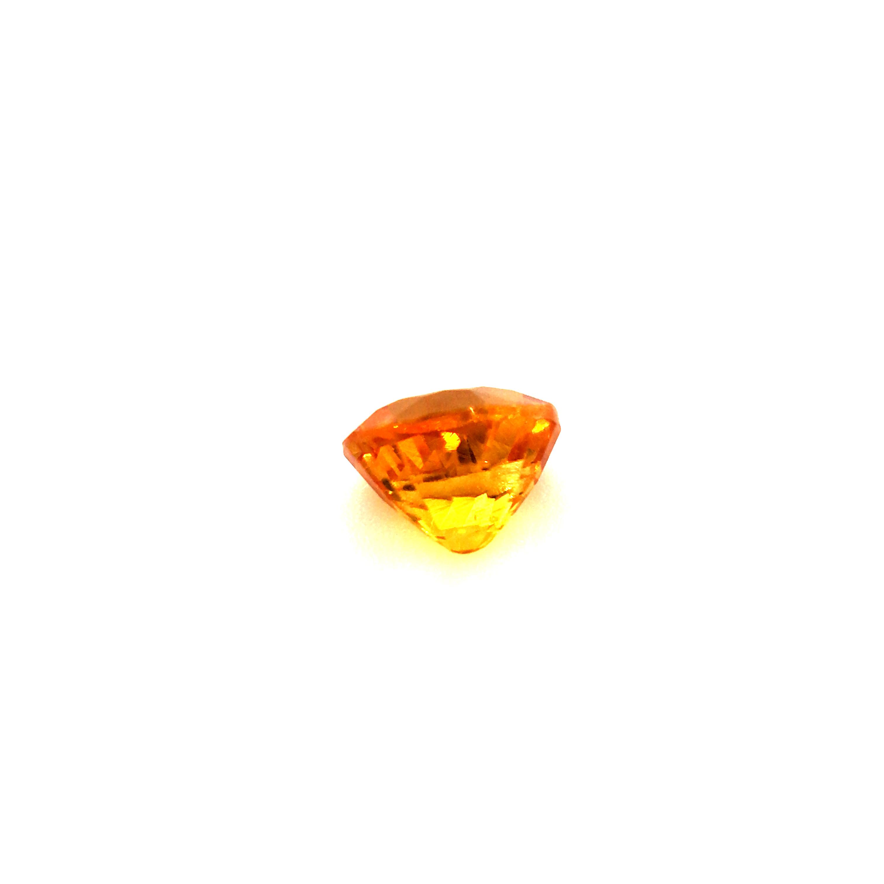Yellow Sapphire(0.880ct)_image2