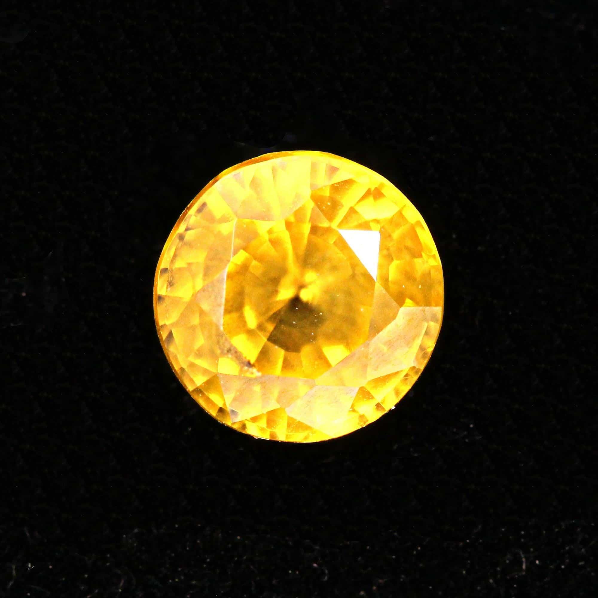 Yellow Sapphire(0.850ct)_image1