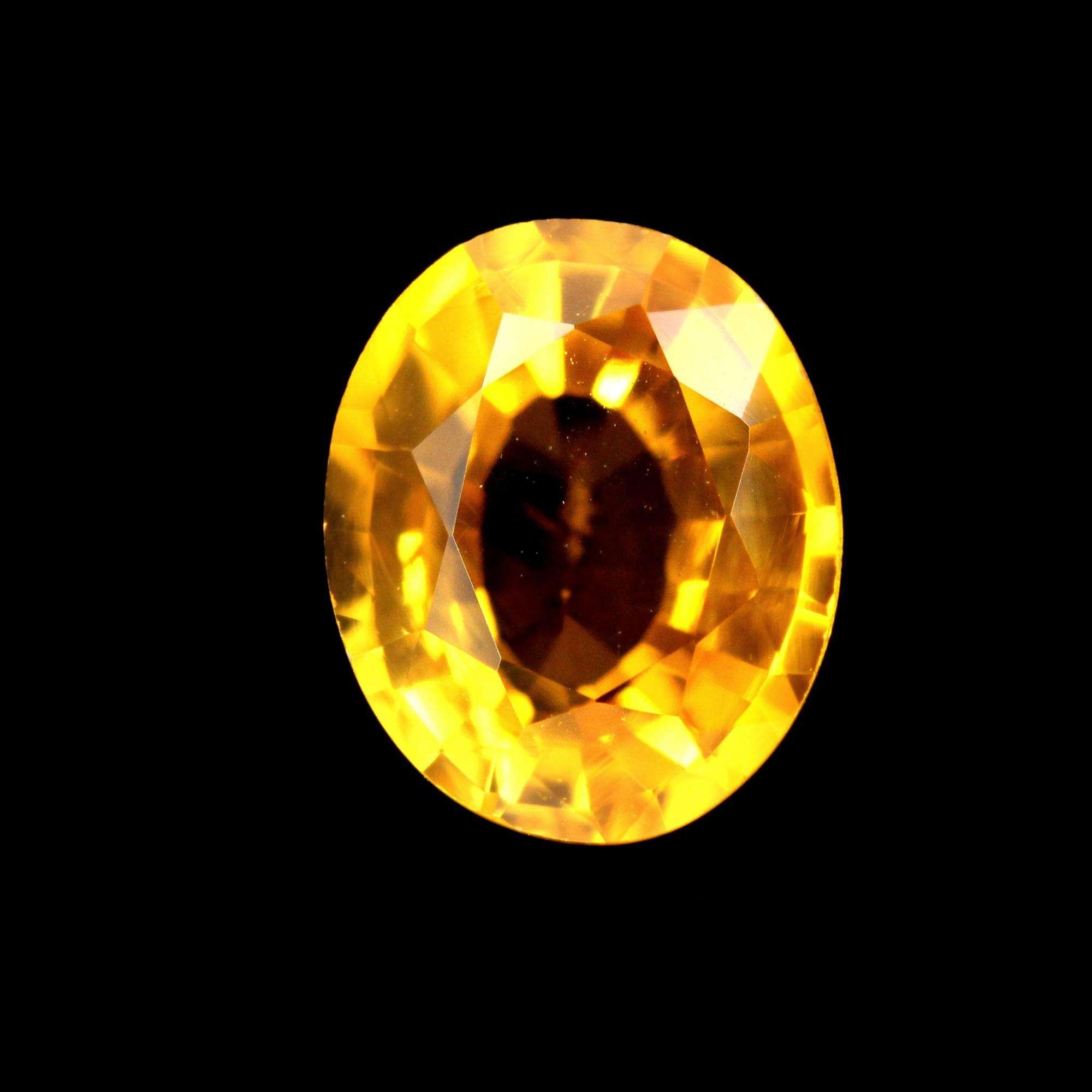 Yellow Sapphire(0.860ct)_image1