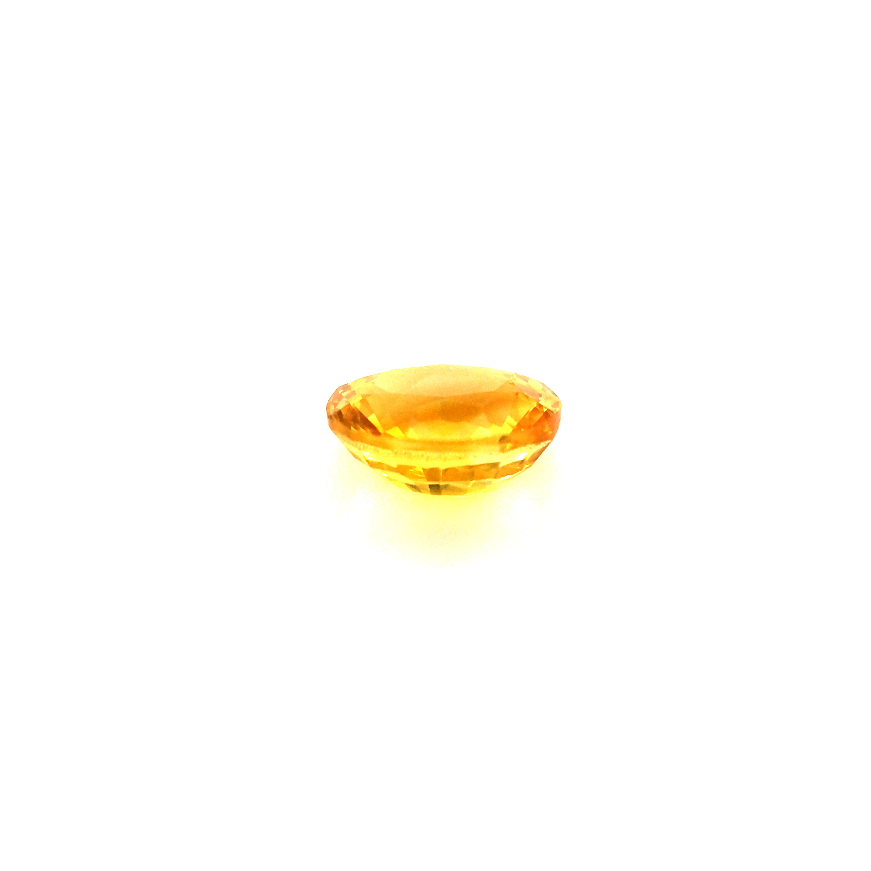 Yellow Sapphire(0.860ct)_image2
