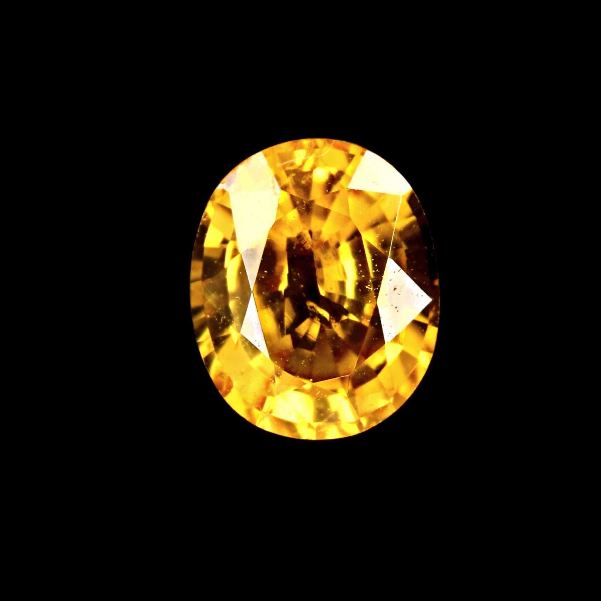 Yellow Sapphire(0.870ct)_image1