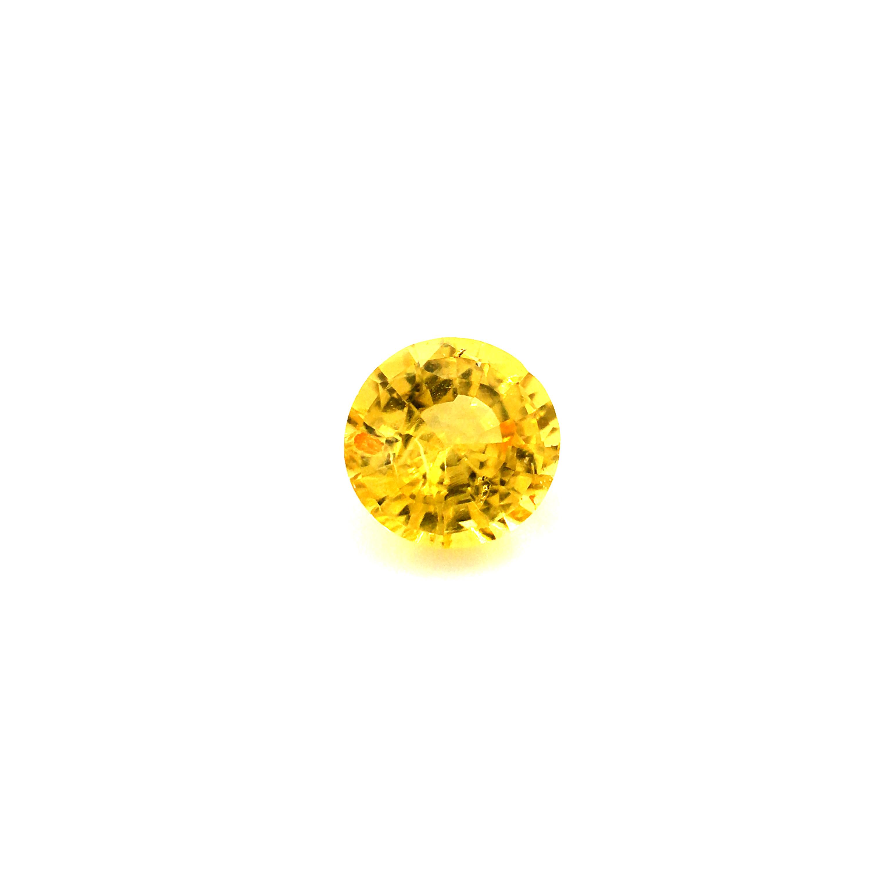 Yellow Sapphire(0.760ct)_image1