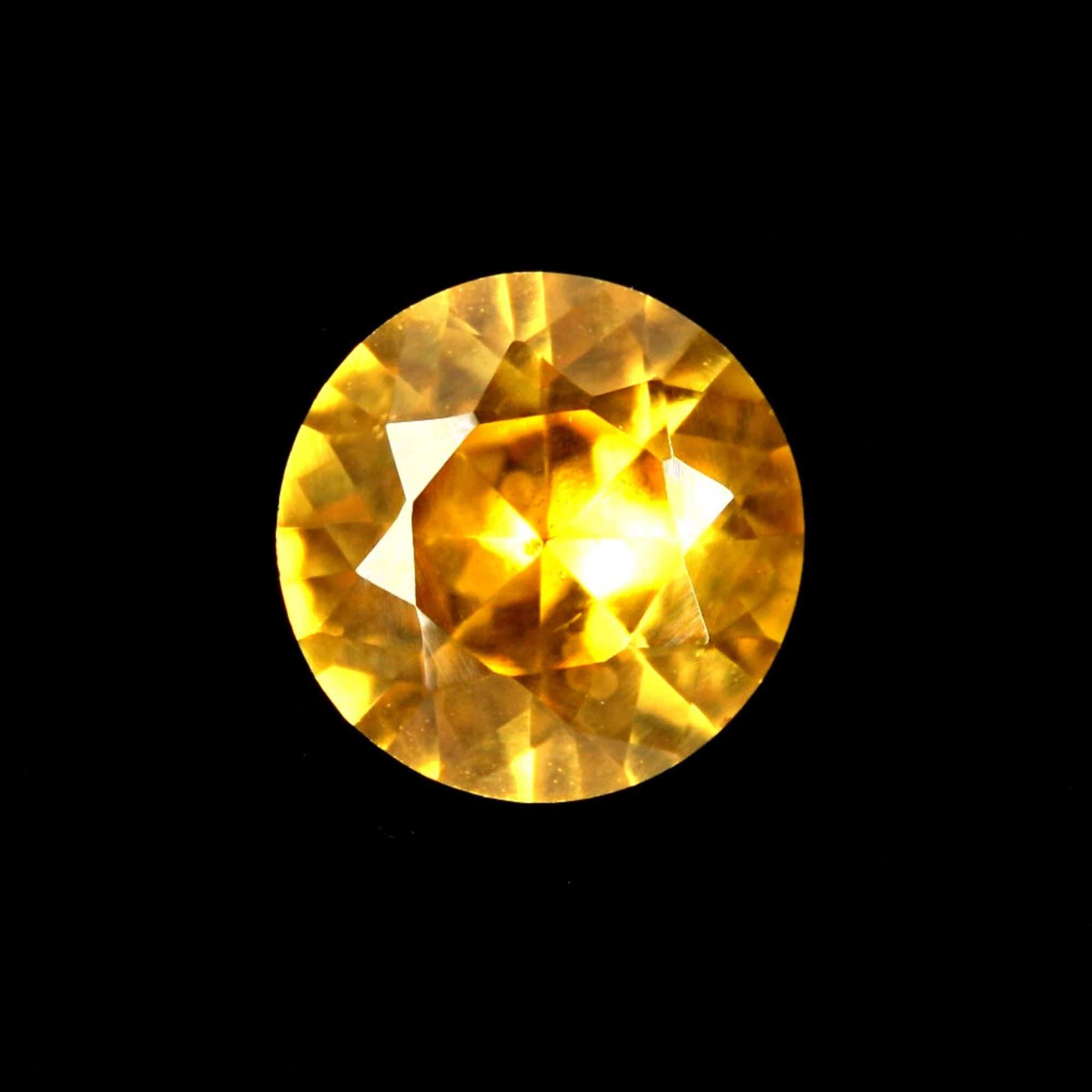 Yellow Sapphire(0.600ct)_image1