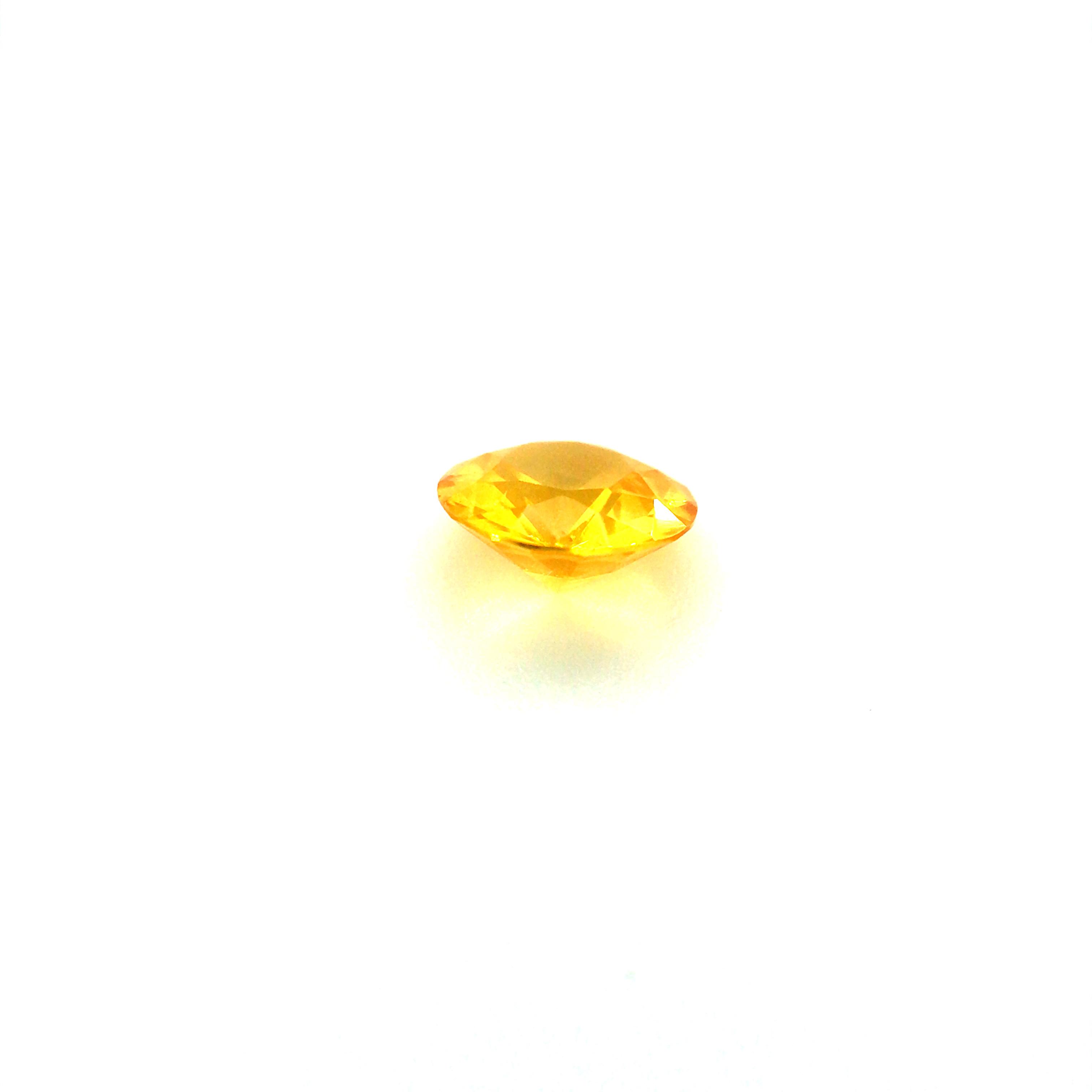 Yellow Sapphire(0.600ct)_image2