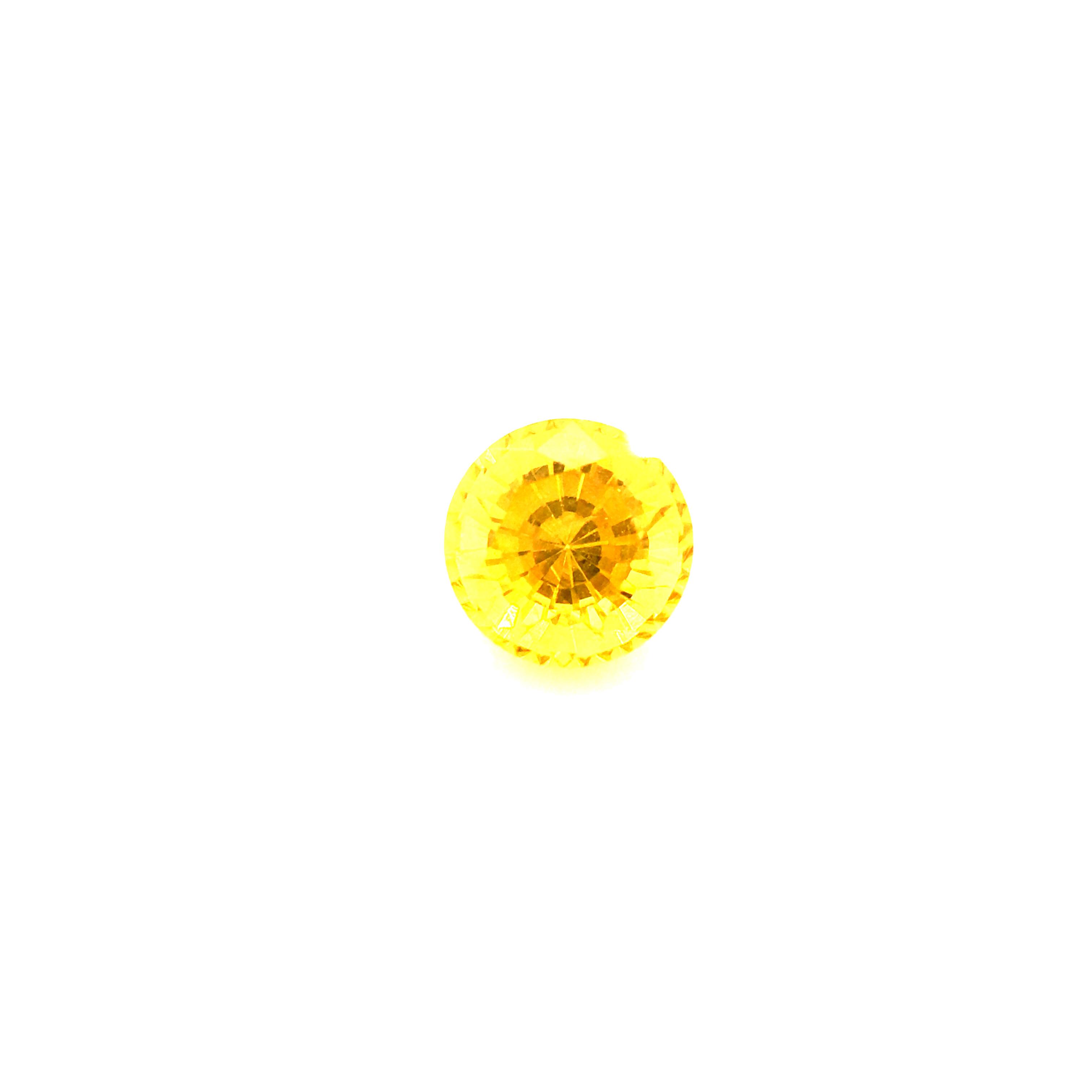 Yellow Sapphire(0.750ct)_image1