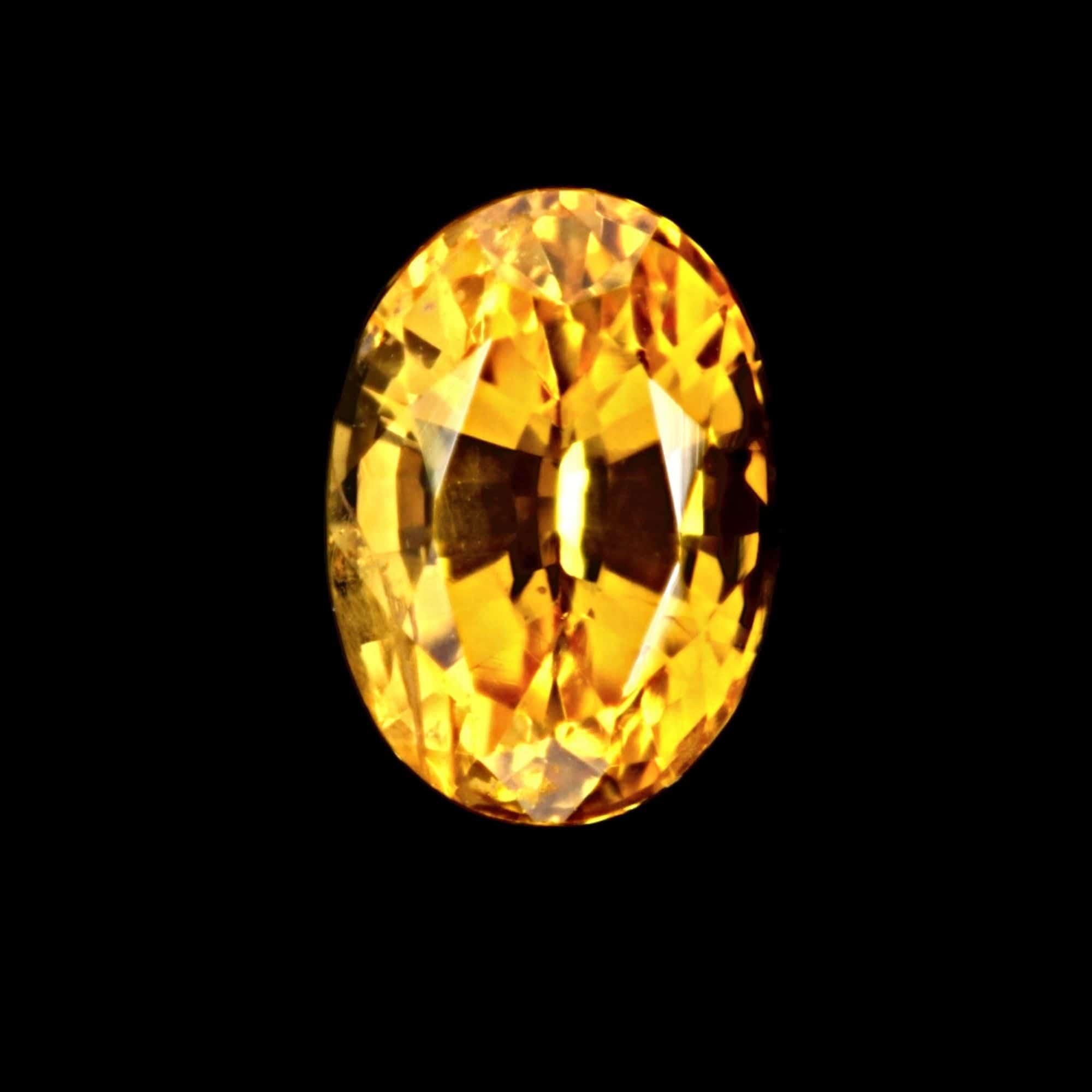 Yellow Sapphire(1.080ct)_image1