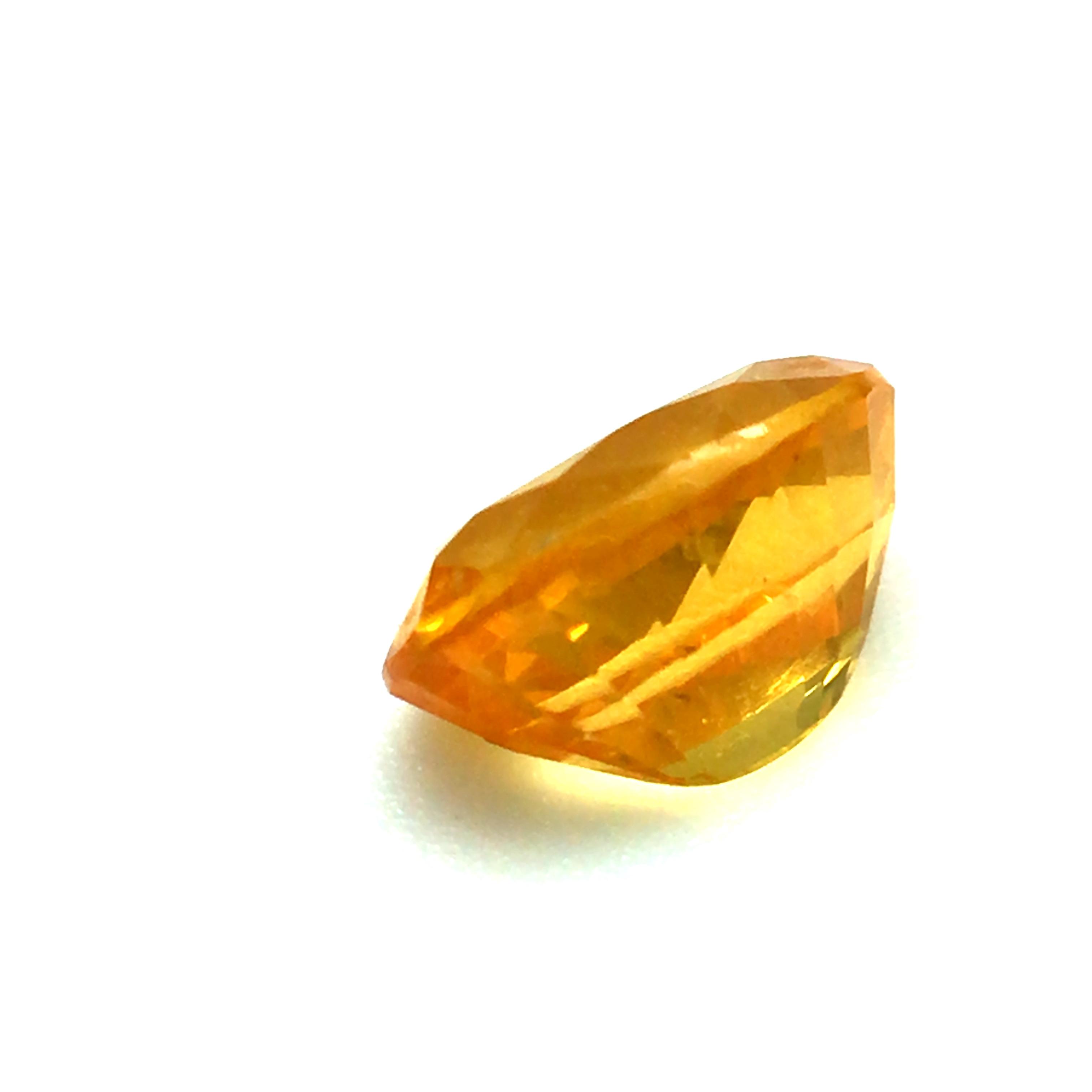 Yellow Sapphire(1.080ct)_image2