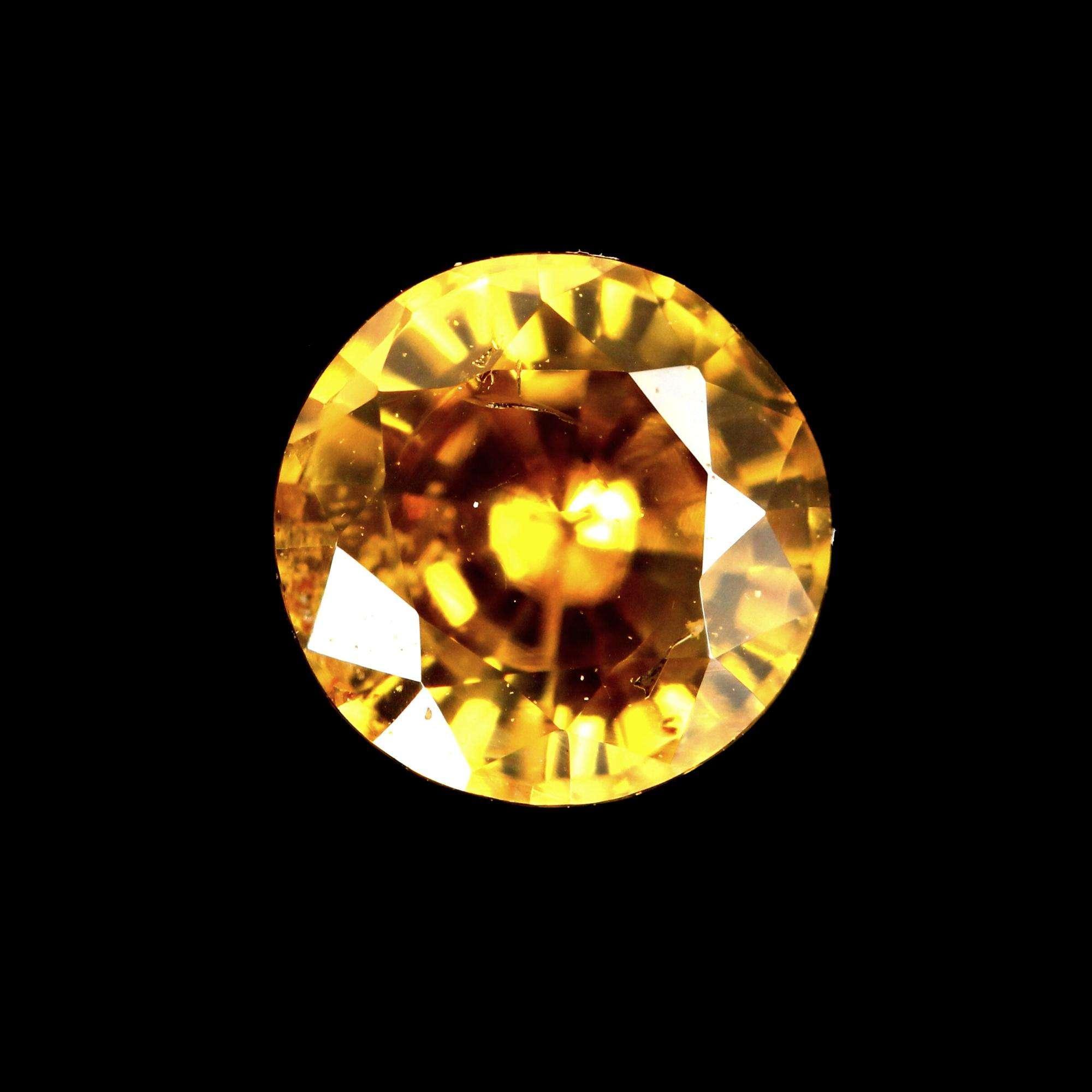 Yellow Sapphire(0.950ct)_image1
