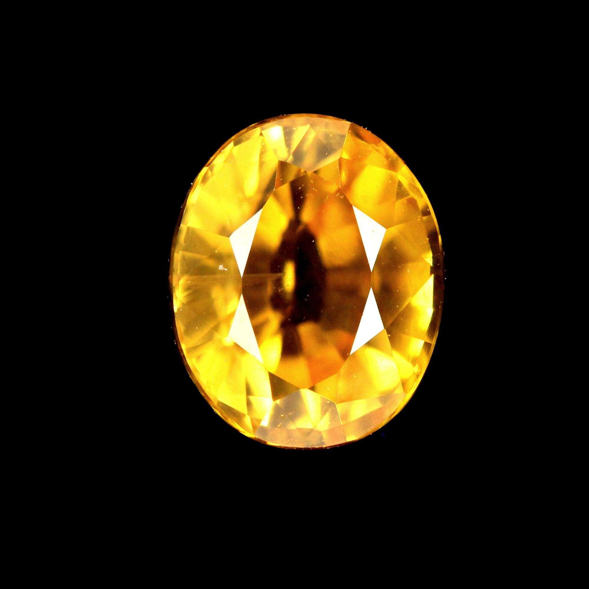 Yellow Sapphire (0.860ct)_image2