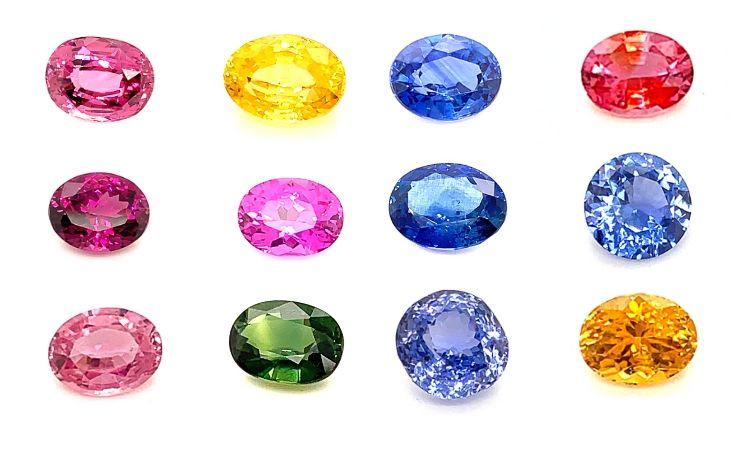 Sapphire Rainbow of Colors