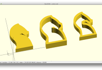 an OpenSCAD library to make offsets and insets