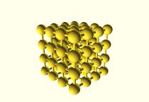 Parametric molecule
