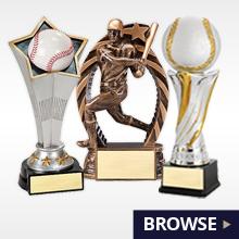 Baseball Trophies, Softball Trophies, Baseball Awards