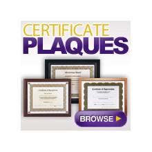 certificateplaques