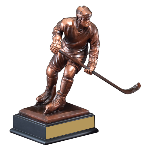 12 1/2 in Elegant Hockey Trophy