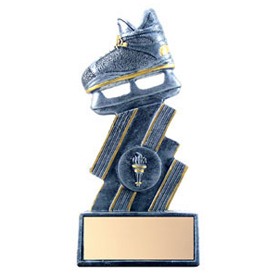 6 in Resin Torch Hockey Trophy