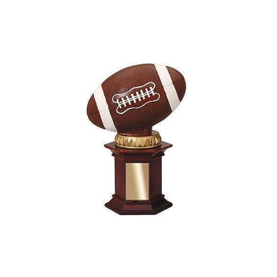 12 in  Resin Football Trophy