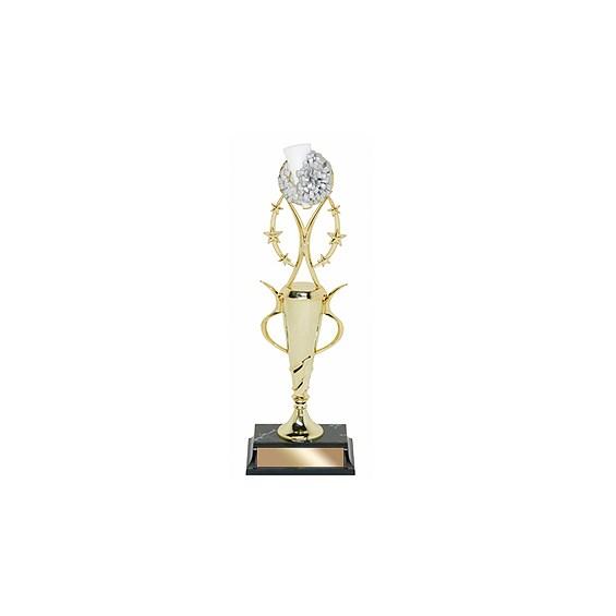 15 in Cheerleader Trophy