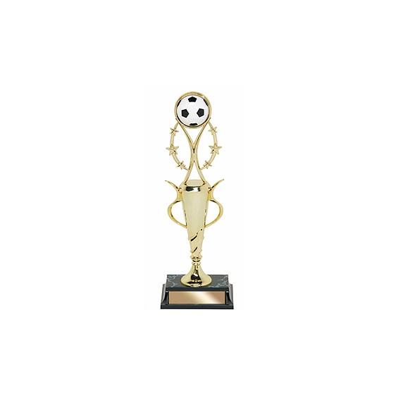 15 in Soccer Trophy
