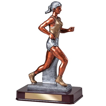16.5 in Large Female Runner Resin